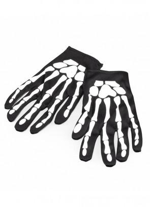 Skeleton Gloves – Adult