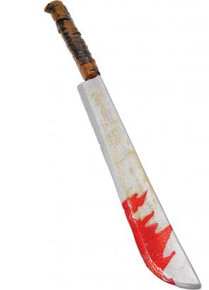 Jumbo Bloody Machete 73cm