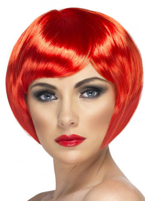 Babe Wig - Red