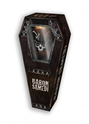 Firework (CAKE) Baron Samedi - 60 Shots - 30 Seconds