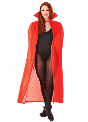 Basic Cape (Red)