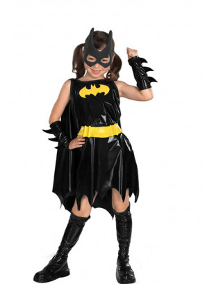 Batgirl Deluxe - Girls Costume