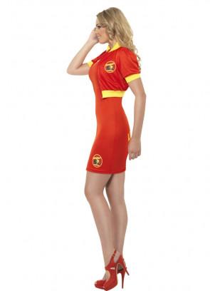 Baywatch Lifeguard (Dress) Costume