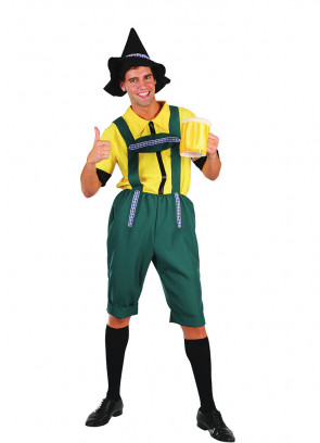 German Beer Man - Oktoberfest Costume