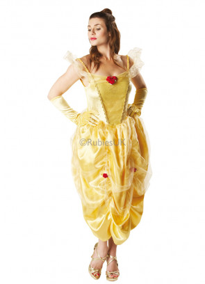 Beauty and the Beast - Belle Costume