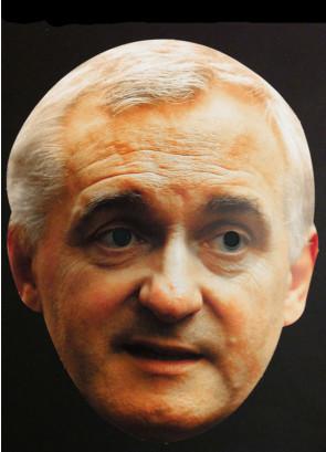 Bertie Ahern Card Mask