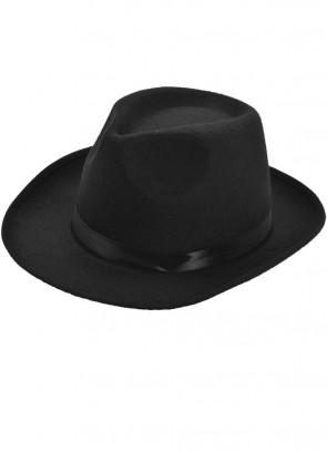 Gangster Black Hat