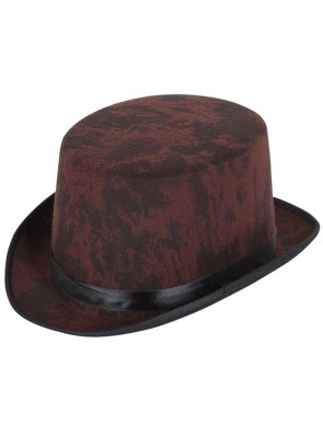 Top Hat (Aged Brown)