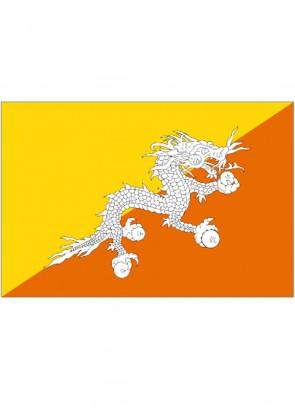 Bhutan Flag 5x3