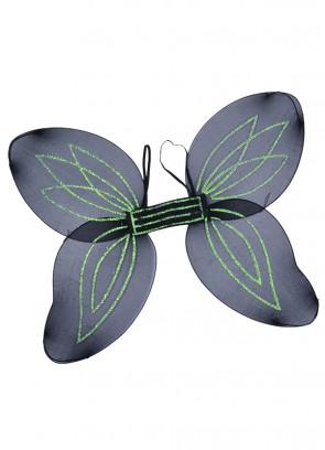Black Fairy/Angel Wings 49x55cm