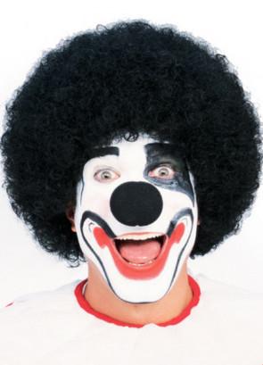 Black Foam Nose Mouse/Clown