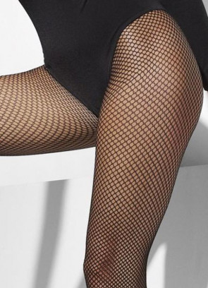 Black Tights Fishnet - Dress Size 6-18