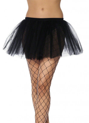 Black Tutu Dress Size 6-14