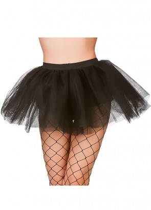 Black Tutu - Soft 3 layer
