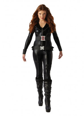 Black Widow – Marvel – Avengers – Ladies Costume