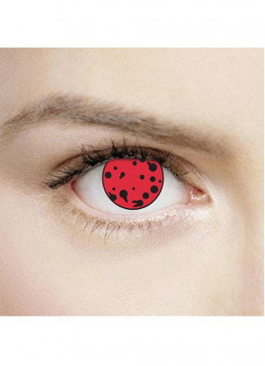 Blind Virus Contact Lenses - One Day Wear