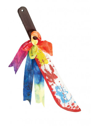 Bloody Clown Machete (50cm)