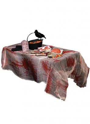 Bloody Gauze Table-Cover 152 x213cm