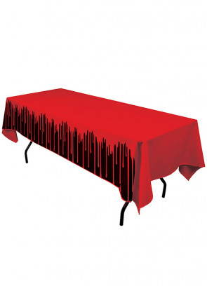 Bloody Mess Table-Cover - 137cm x 274cm