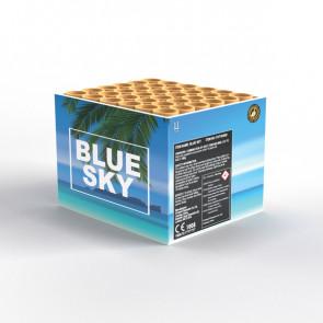 Firework (CAKE) Blue Sky