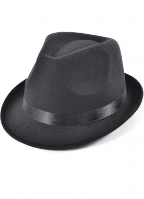 Blues Brothers Delux Trilby Hat