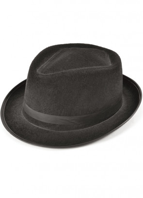 The Blues Pork Pie Hat