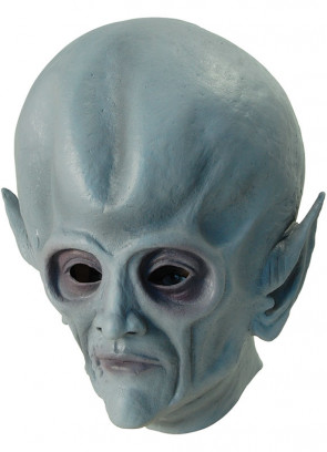 Alien (Full Head) Rubber Mask