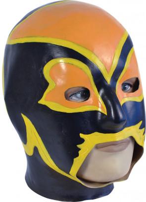Wrestler Rubber Mask