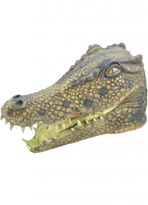 Crocodile Rubber Mask