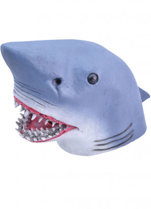 Shark Rubber Mask