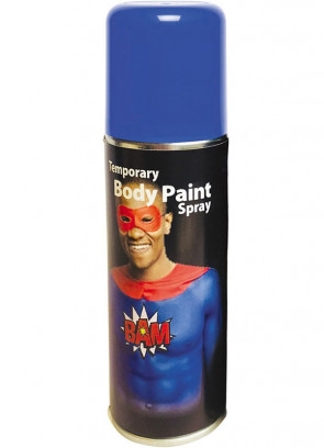 Body Paint Spray 125ml – Blue