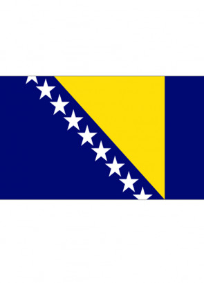 Bosnia & Herzegovina Flag 5x3