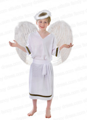 Greek/Angel Boy Costume