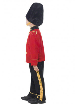 Busby / Coldstream Guard - Boys Costume