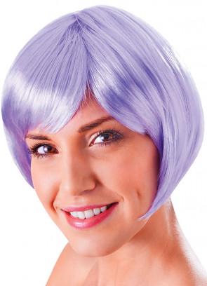 Flirty Flick Lilac Wig