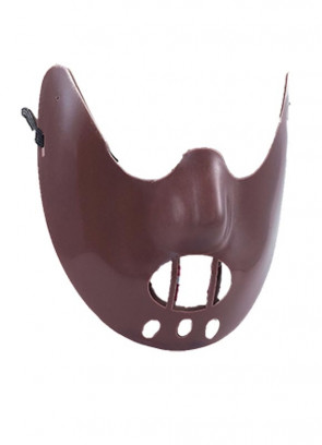 Cannibal Hannibal Muzzle Mask