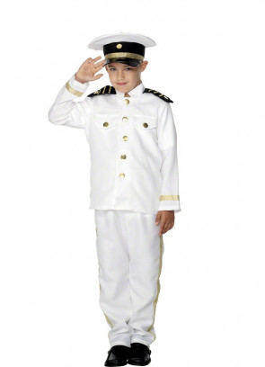 Captain Titanic (Boys) Costume