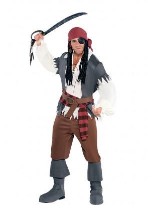 Captain Castaway Costume