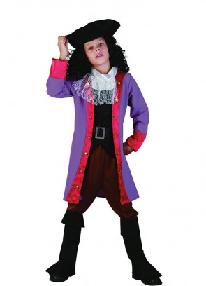 Captain Hook (Pirate Captain) Costume