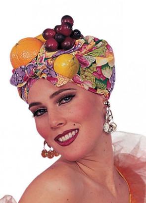 Carmen Miranda Fruit Headpiece