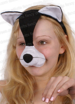Cat Mask with Sound