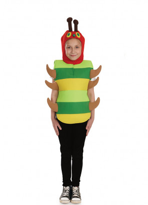 Caterpillar Tabard - Kids