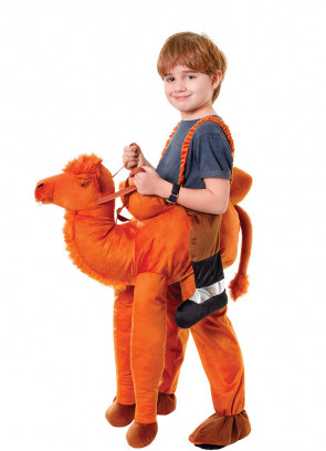 Camel (Kids) Step-In Costume