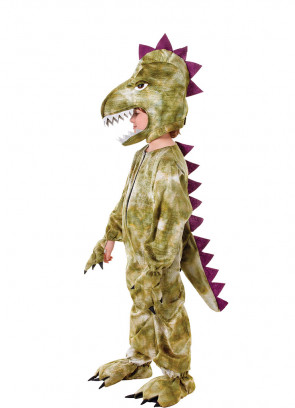 Dinosaur Big-Head Costume