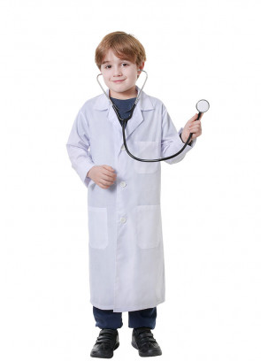 Doctors Lab Coat MD - Kids