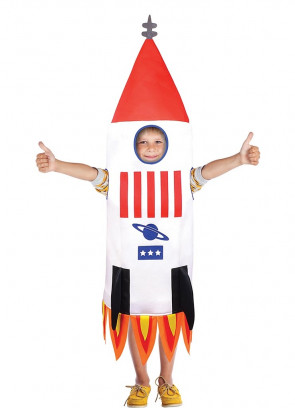 Rocket Space Ship Costume