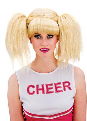 Cheerleader Wig - Blonde