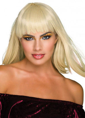 Chic Doll Wig - Blonde