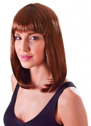 Chic Doll Wig - Brown