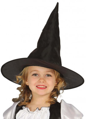Black Witch Hat - Childs